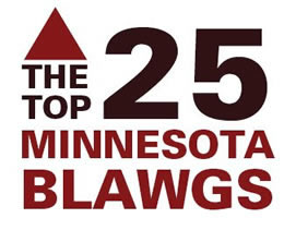 Legal Muse as Top 25 MN Legal Blog